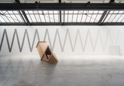 Exhibition view, Figures on a Ground, Perspectives on Minimal Art, Fondation CAB, Picture Lola Pertsowsky